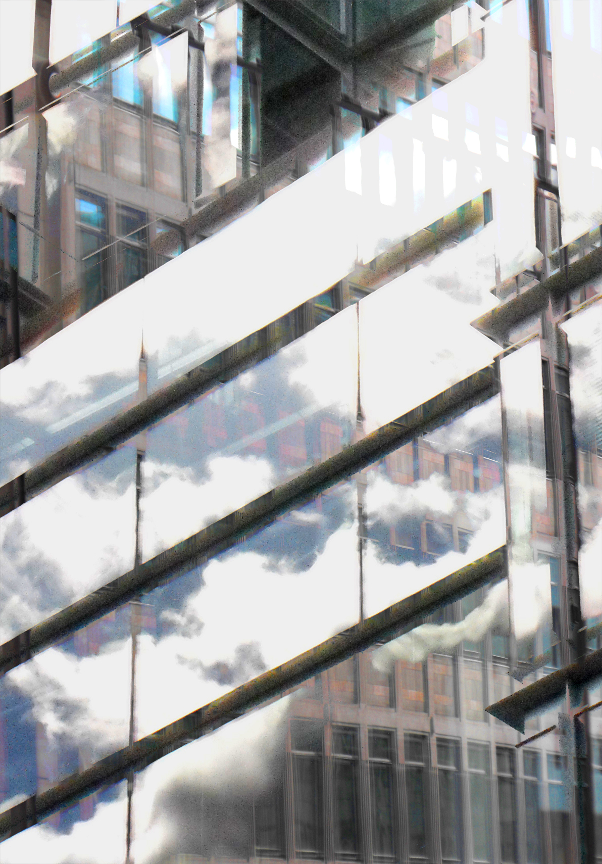 Abstract Reflection Photography Print 4