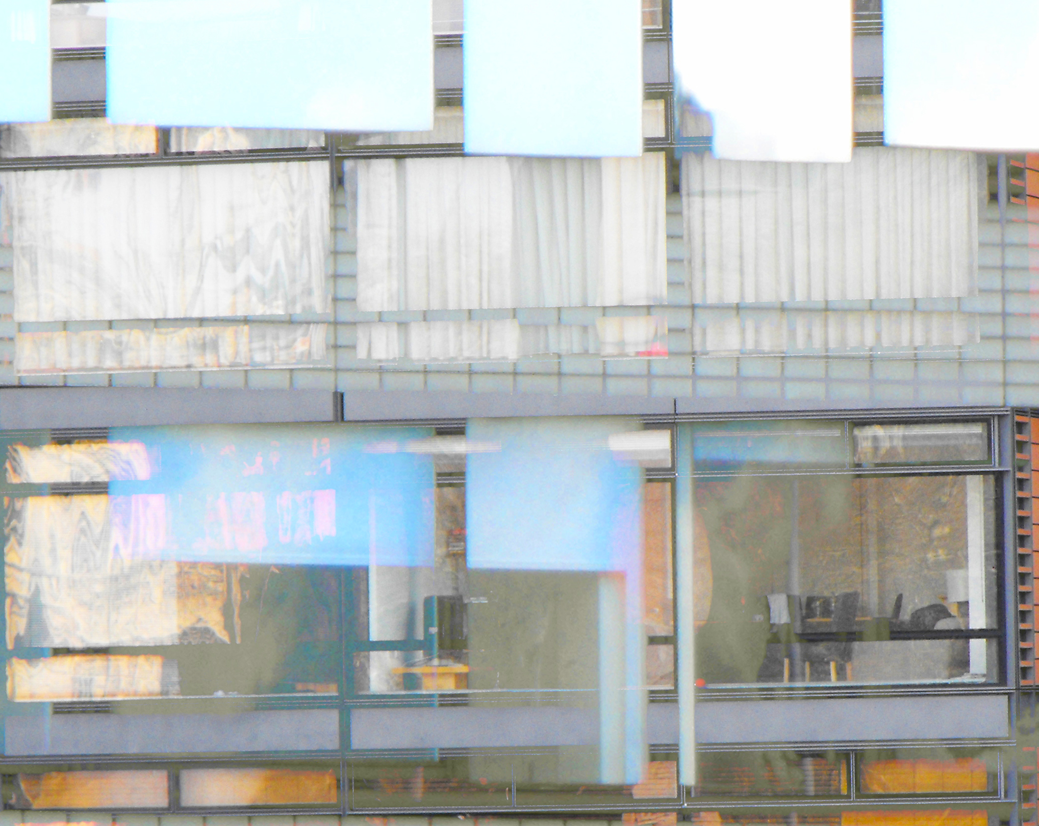 Abstract Reflection Photography Print 6