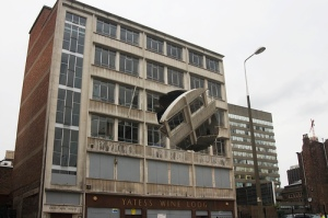 Richard Wilson, Turning the Place Over