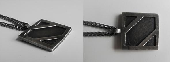 Panel Necklace - Brutal Jewellery