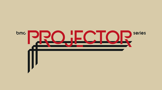 Blank Media Collective - Projector Series