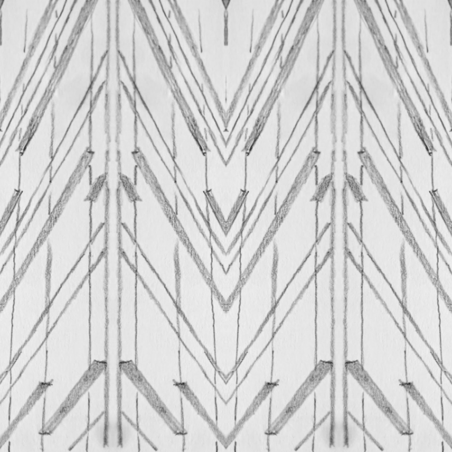architectural pattern drawing 1