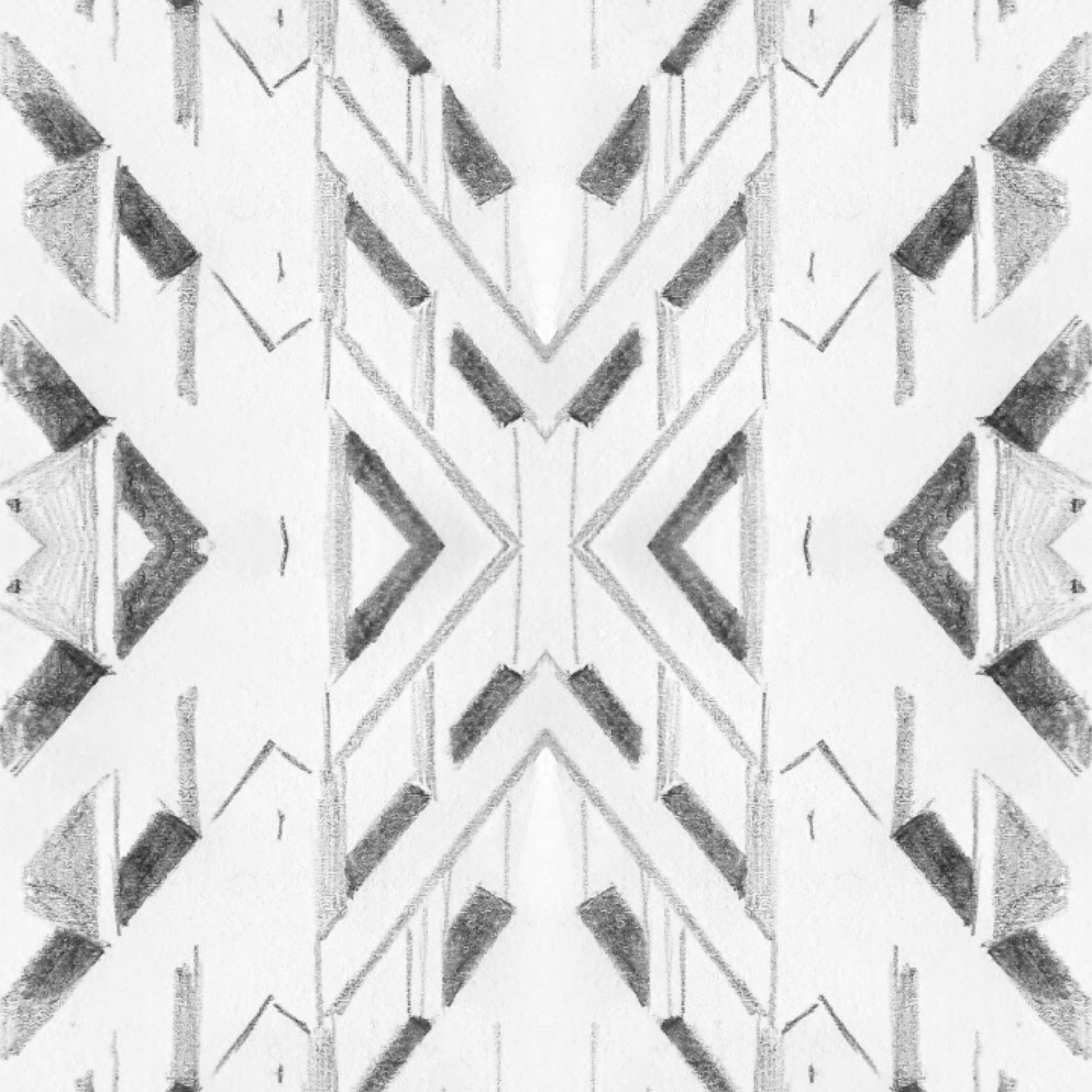 architectural pattern drawing 5 cross