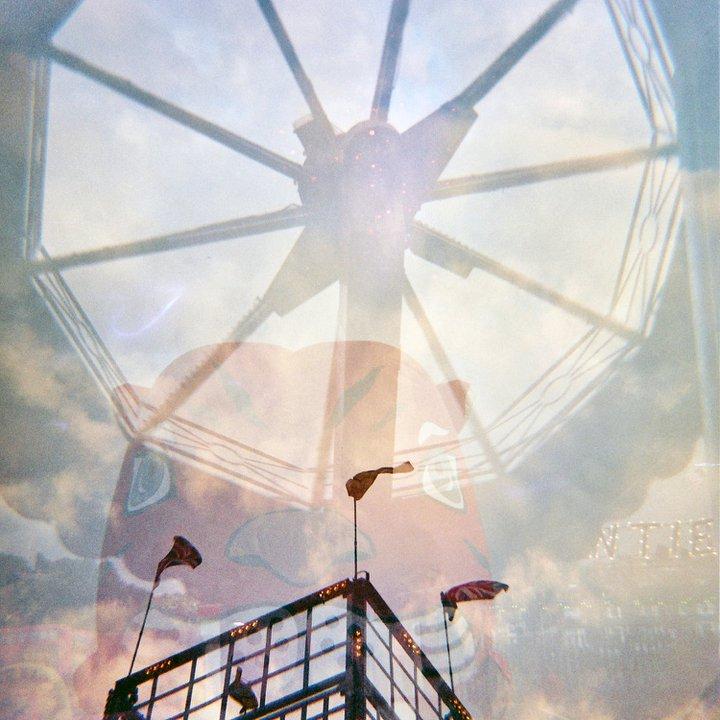 Fairground - Double Exposure