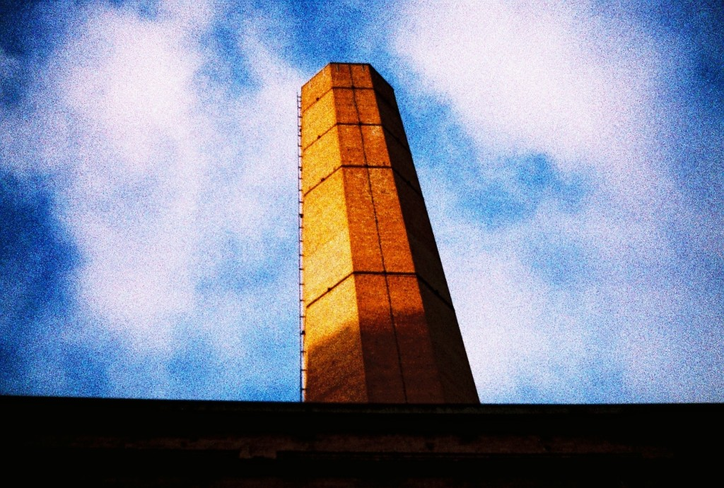 Manchester Chimney