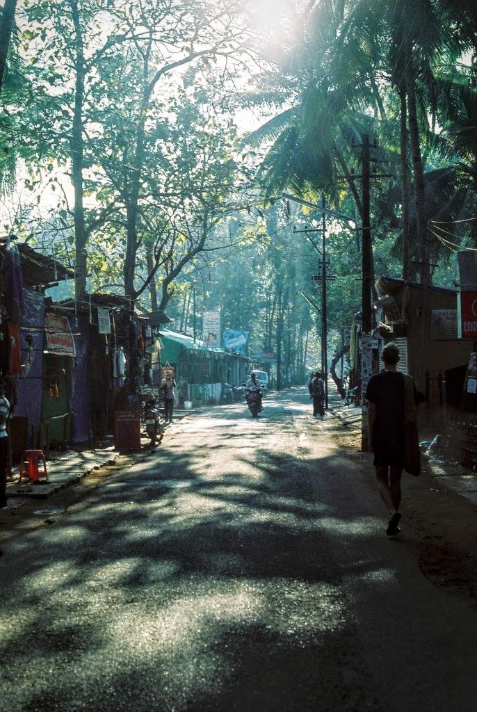 Goa street